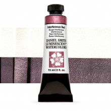 Daniel Smith : Luminescent Watercolour Paint : 15ml : Interference Red : Series 1