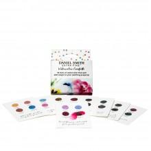Daniel Smith : Watercolour Dot Card : 36 Confetti Colours