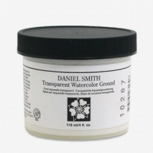 Daniel Smith : Watercolour Paint Ground : 118ml (4oz) : Transparent