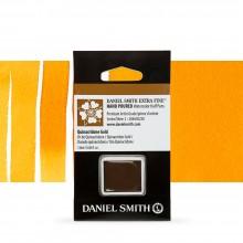Daniel Smith : Watercolour Paint : Half Pan : Quinacridone Gold : Series 2