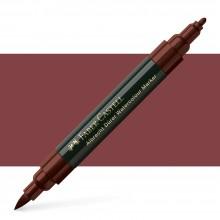 Faber Castell : Albrecht Durer : Watercolour Marker : Indian Red