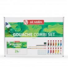 Royal Talens : Art Creation : Gouache Paint : 12ml : Combi Set of 12