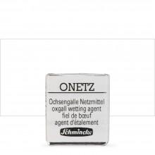 Schmincke : Horadam Watercolour Paint : Half Pan : Onetz Ox Gall Medium