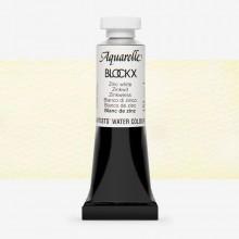 Blockx : Watercolour Paint : 15ml : Zinc White
