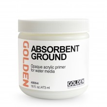 Golden : Absorbent Ground (White) : 473ml