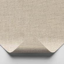 Artfix : CL60 Extra Fine Linen : 210gsm : Unprimed : 216cm Wide : 10m Roll