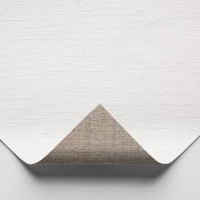 Artfix : CL63U Extra Fine Linen : 510gsm : Universal Primed : 216cm Wide : 10m Roll