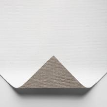 Artfix : CL92U Medium Linen : 740gsm : Universal Primed : 216cm Wide : 10m Roll