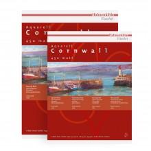 Hahnemuhle : Cornwall Watercolour : 450 gm : 10 Sheets