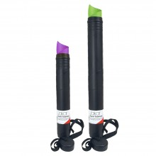 Jakar : Black Extendable Teletube Carriers : With Strap