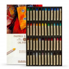 Sennelier : Oil Pastel : Set of 48
