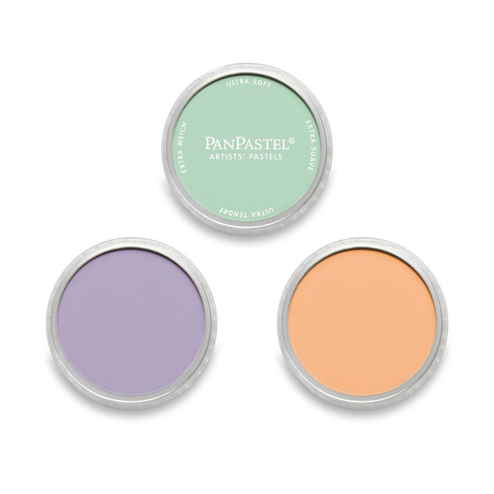 PanPastel : Pearlescent Secondary Colors : Set of 3