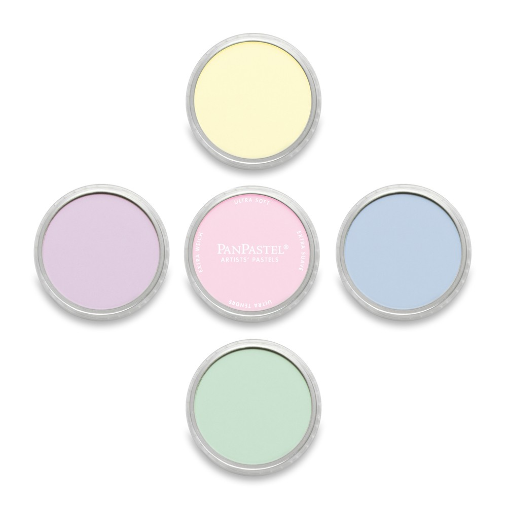 PanPastel : Starter Set :Tints : 5 Colors