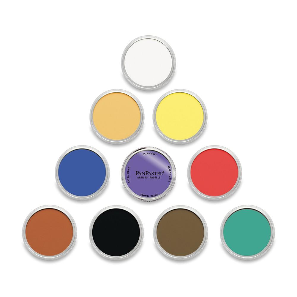 PanPastel : Set : Painting : 10 Colors