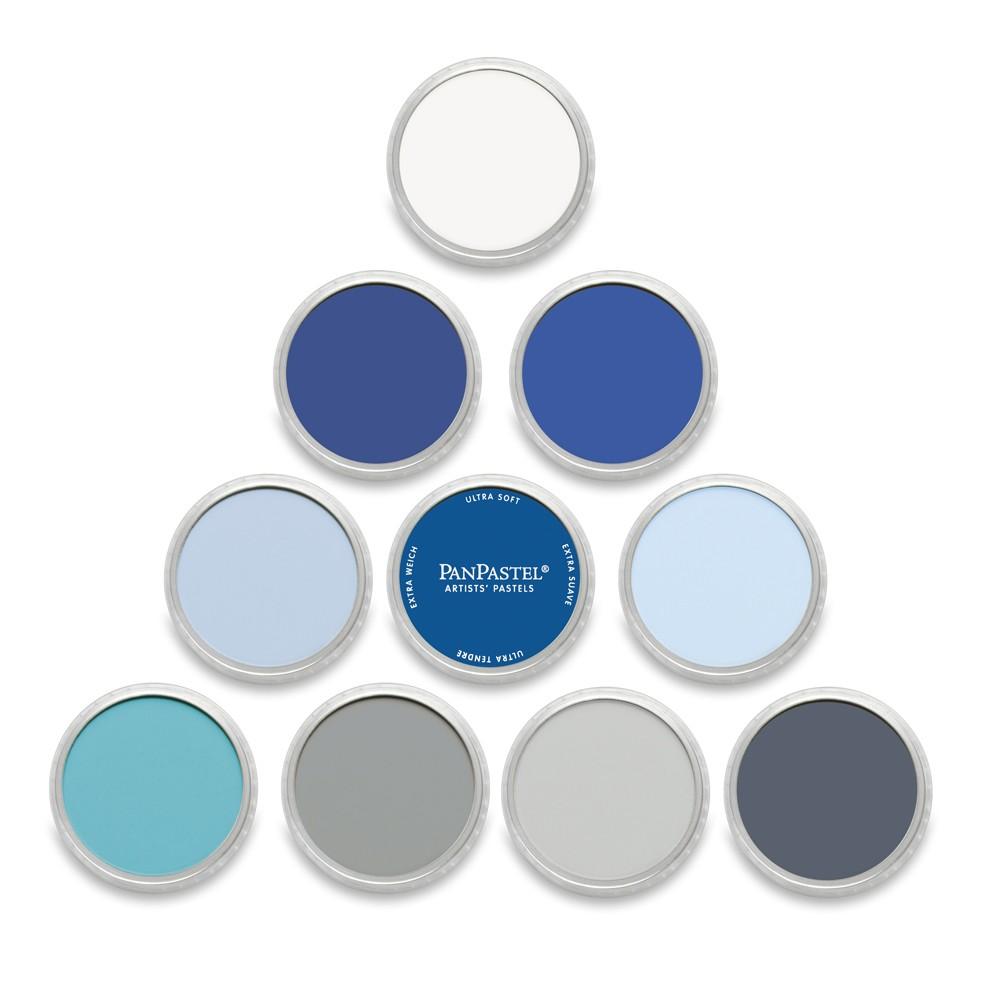 PanPastel : Set : Seascape : 10 Colors
