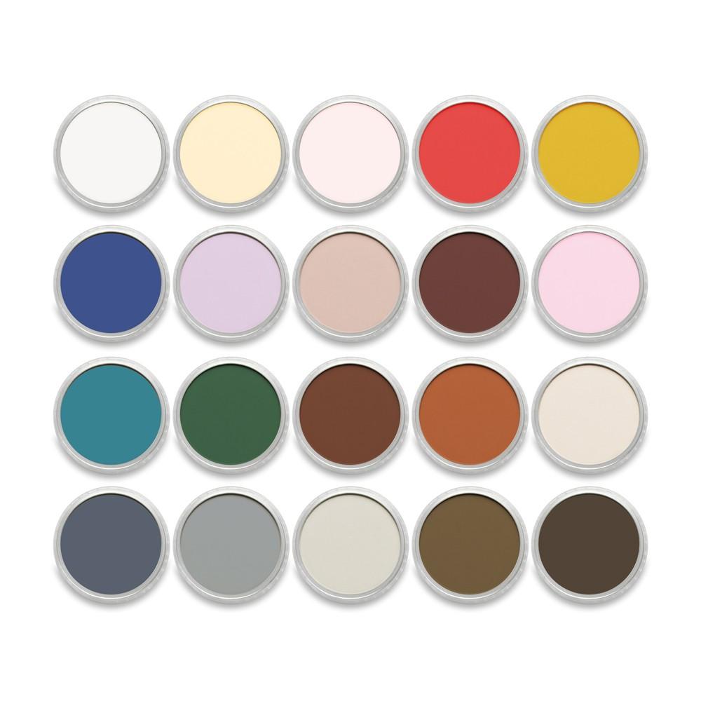 PanPastel : Set : Portrait : 20 Colors