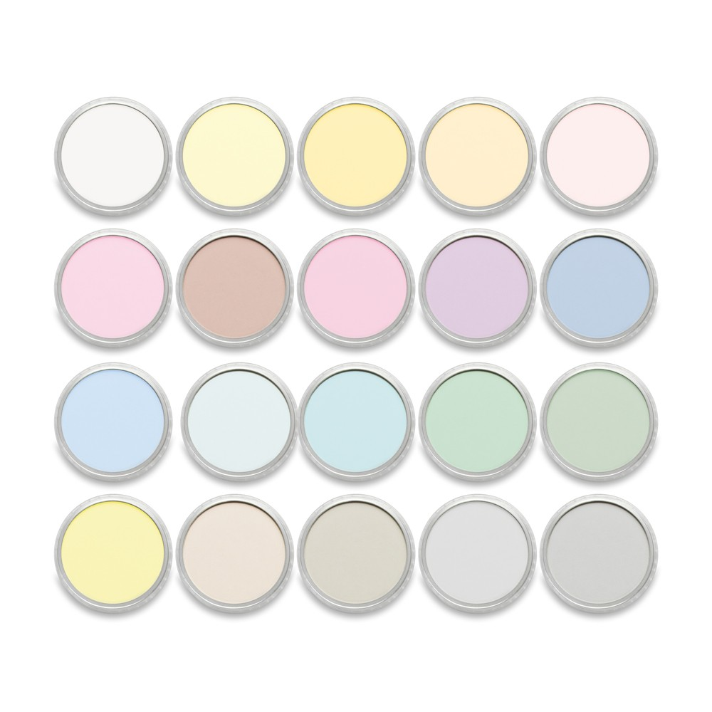 PanPastel : Set : Tints : 20 Colors