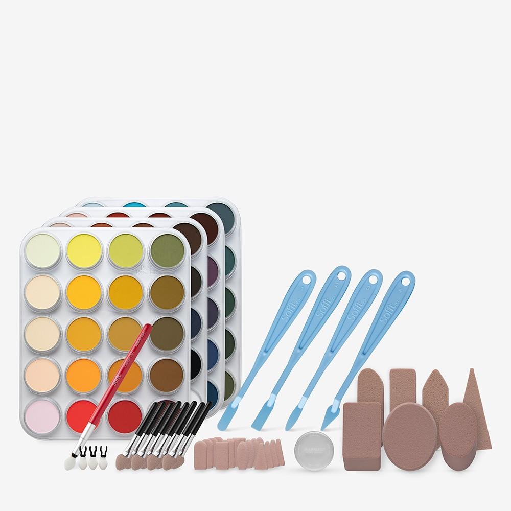 PanPastel : Set : 80 Colors