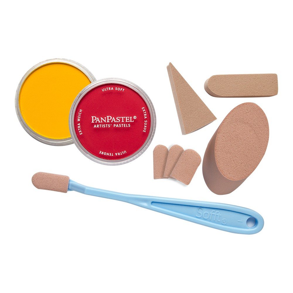 PanPastel : 2 Color TrIal Kit with Tools