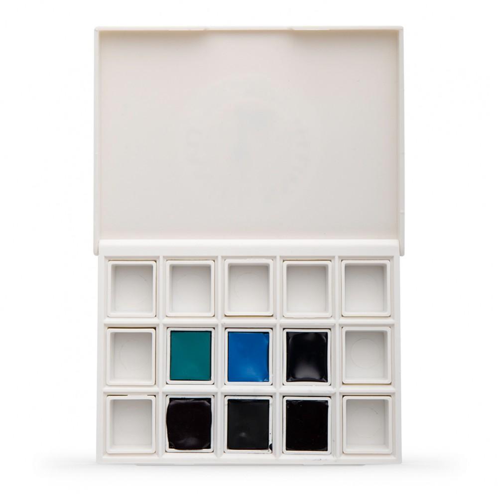 Daniel Smith : Watercolor Paint : Half Pan : Serene to Dramtatic Set of 6