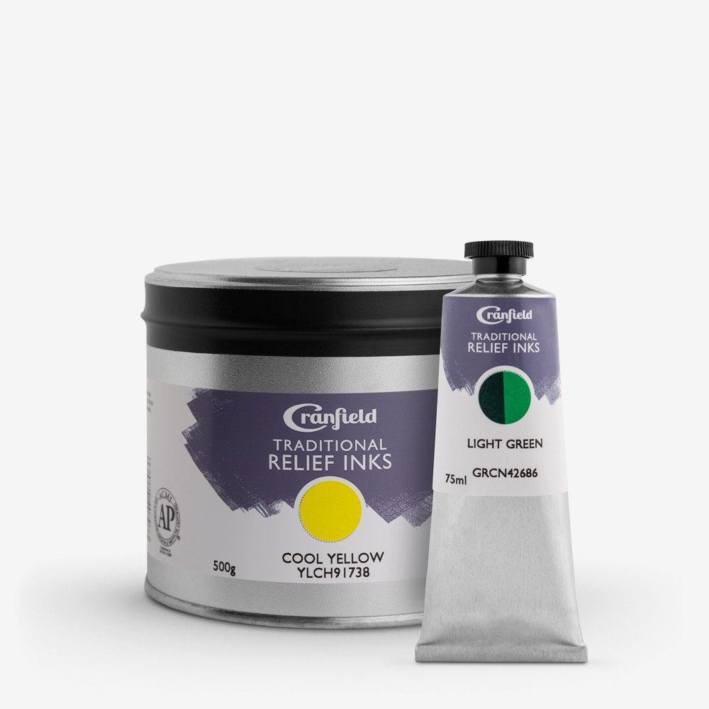 Cranfield : Traditional Relief Ink