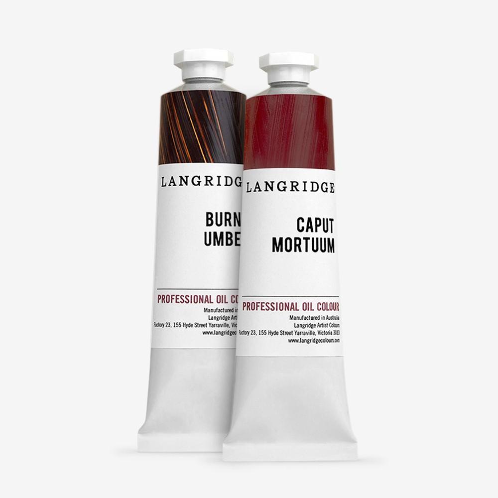 Langridge : Oil Paint