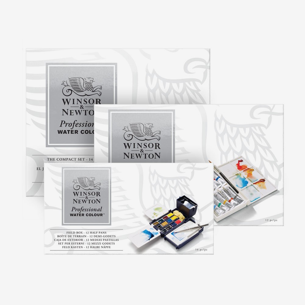 Winsor and Newton : Watercolor Sets