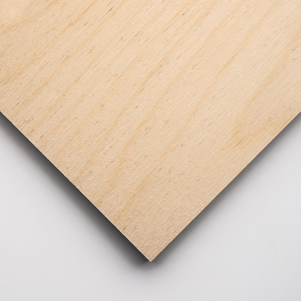 Jackson's : Baltic Birch : 9mm : Plywood Wood Block : 106x145mm
