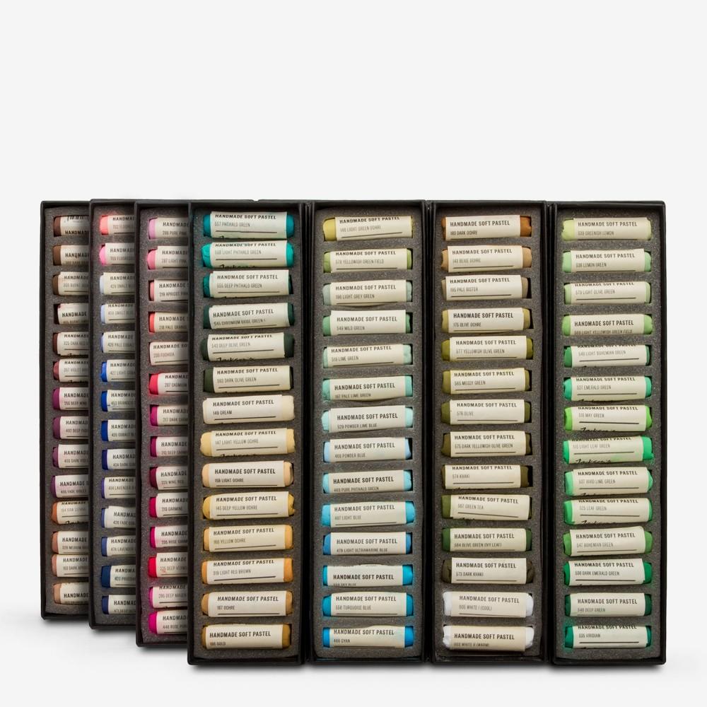 Jackson's : Handmade Soft Pastel : Full Set of 200