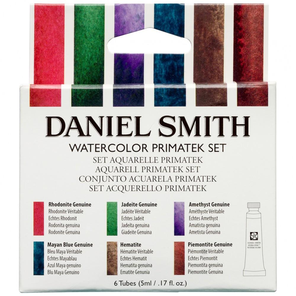 Daniel Smith : Watercolor Paint : PrimaTek Set : 5ml : Set of 6