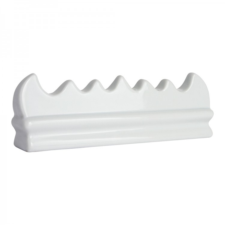 Jackson's : Ceramic Brush Rest : 6 in long