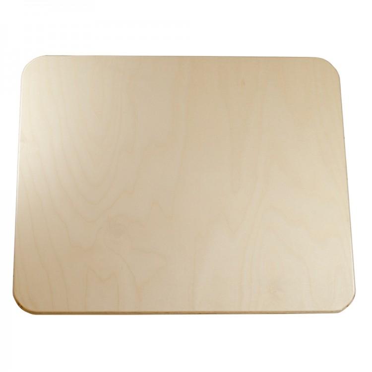 Jackson's : Heavyweight Wood Drawing Board : 40x48cm : 0.8cm Thick
