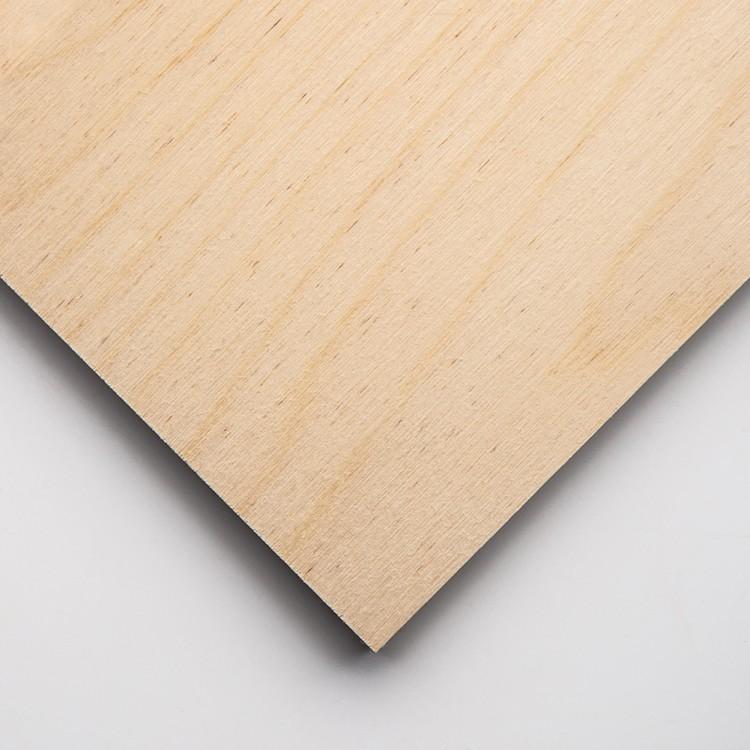 Jackson's : Baltic Birch : 9mm : Plywood Wood Block : 169x240mm