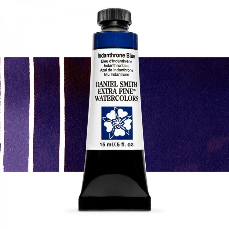Daniel Smith : Watercolor Paint : 15ml : Indanthrone Blue : Series 2