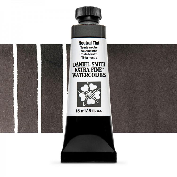 Daniel Smith : Watercolor Paint : 15ml : Neutral Tint : Series 1