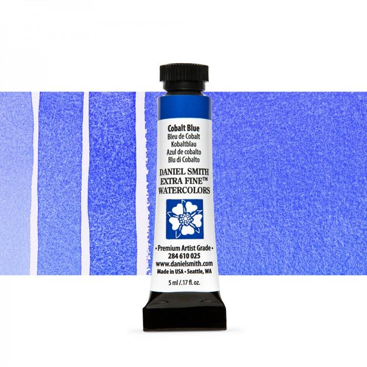 Daniel Smith : Watercolor Paint : 5ml : Cobalt Blue