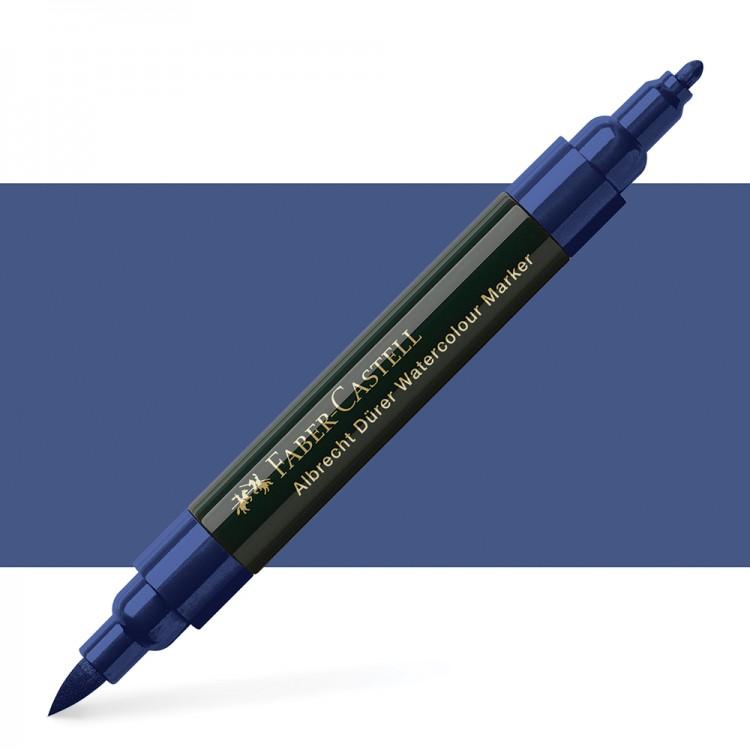 Faber Castell : Albrecht Durer : Watercolor Marker : Indanthrene Blue