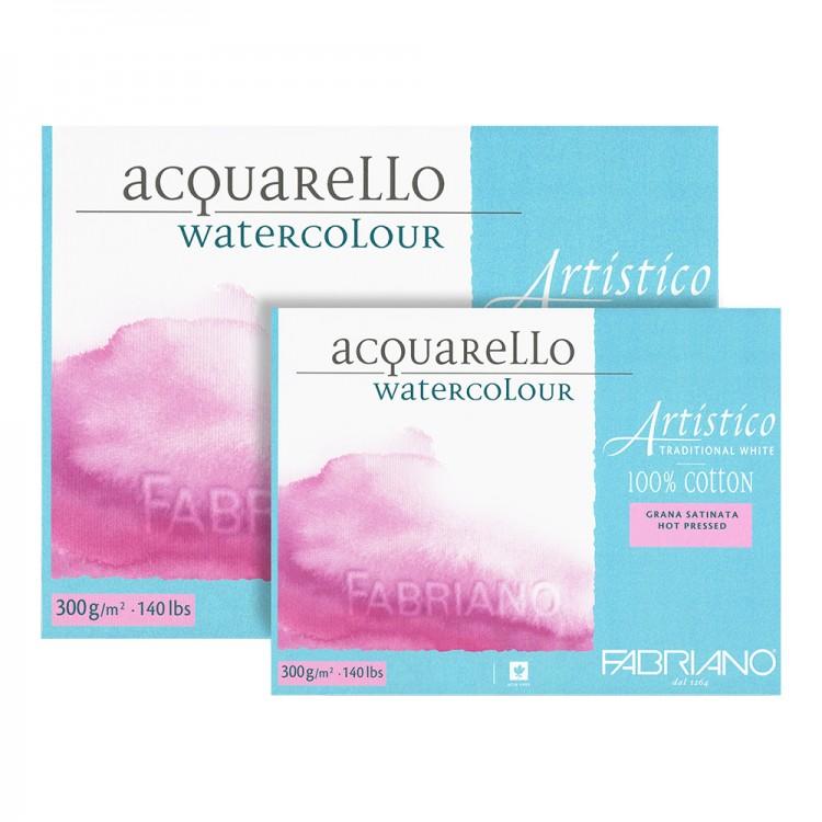 Fabriano : Artistico : Watercolor Paper Blocks