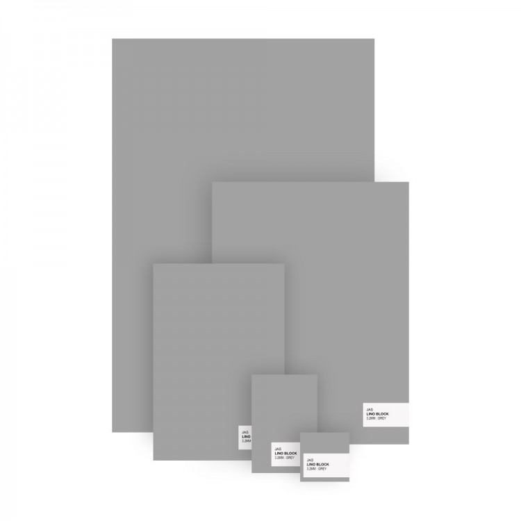 Jackson's : Lino Block : 3.2mm : Grey