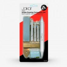 Jakar : Drawing companion kit : blistercarded