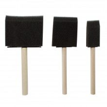 Jakar : Sponge Brushes : Pack of 3