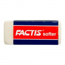 Factis : Softer S20 : Eraser : 56x24x14mm