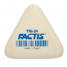 Factis : Triangular Eraser TRI-24 : 51x46x13mm