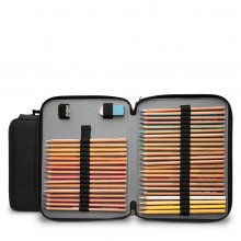 Jackson's : Black Pencil Case : Holds up to 142 Standard Pencils