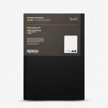 Montana : Sketchbook : Black : 120gsm : Portrait : A4