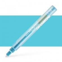 Montana : Acrylic : Marker : 0.7mm : Shock Blue Light
