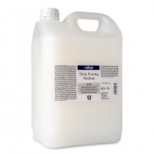Vallejo : Thick Pouring Medium : 5000ml