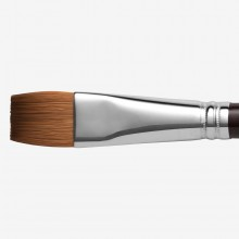 Handover  :  Series  K  :  Long  Handled  Synthetic  Brush  :  Bright  :  Size  17mm