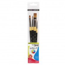 Daler Rowney : System 3 : Acrylic Paint Wallet Set : 400