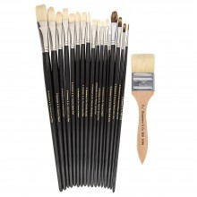 Michael Richardson Plein Air MASTER Brush Set